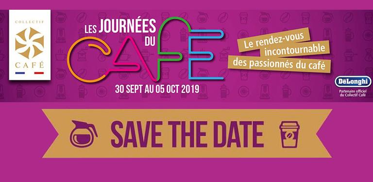 Les Journées du Café | 30 septembre au 05 octobre 2019