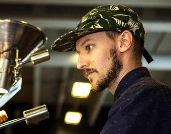 Interview caféinée : Aurelien, torréfacteur chez Mana à Aix en Provence
